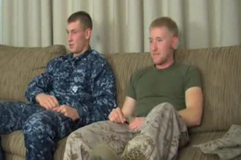 AAH - Petty Officer Aiden's First homo bj-job