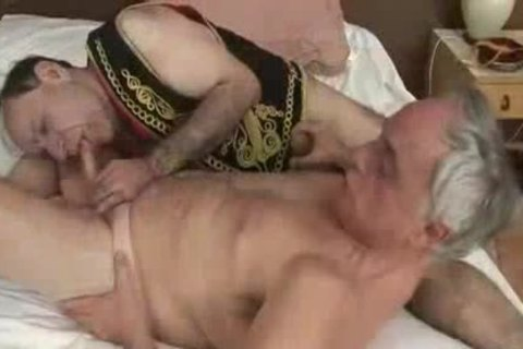 Older4me - TLD pounded By An old Turk