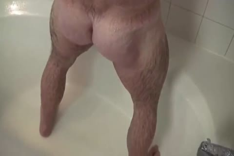 sexy Muscle Daddy Mikey Shower jerk off   sperm